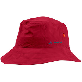 VAUDE Linell Gorra Niños, indian red